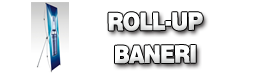 Roll up baneri